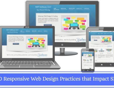 10 Responsive Web Design Practices that Impact SEO