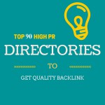 High PR Directories List