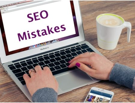 Five Common SEO Mistakes You Need To Avoid!