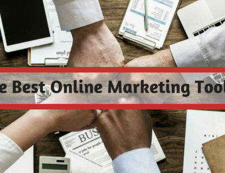 The Best Online Marketing Tools