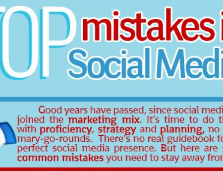 Deadly Social Media Mistakes for your Business