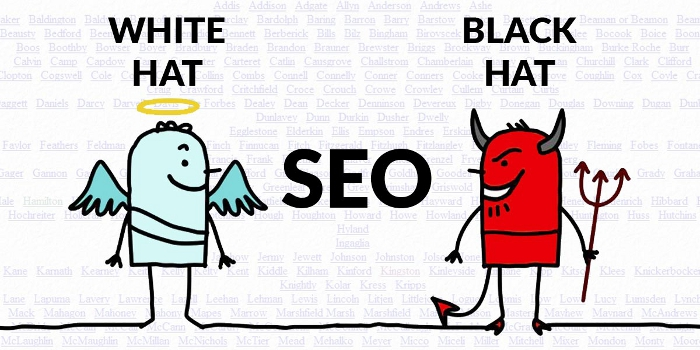 white vs black hat seo