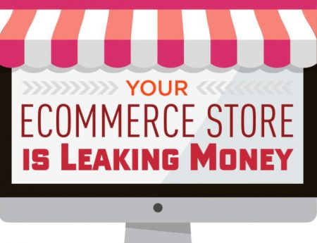 Your Ecommerce Website Is Leaking Money! Here's How to Fix It