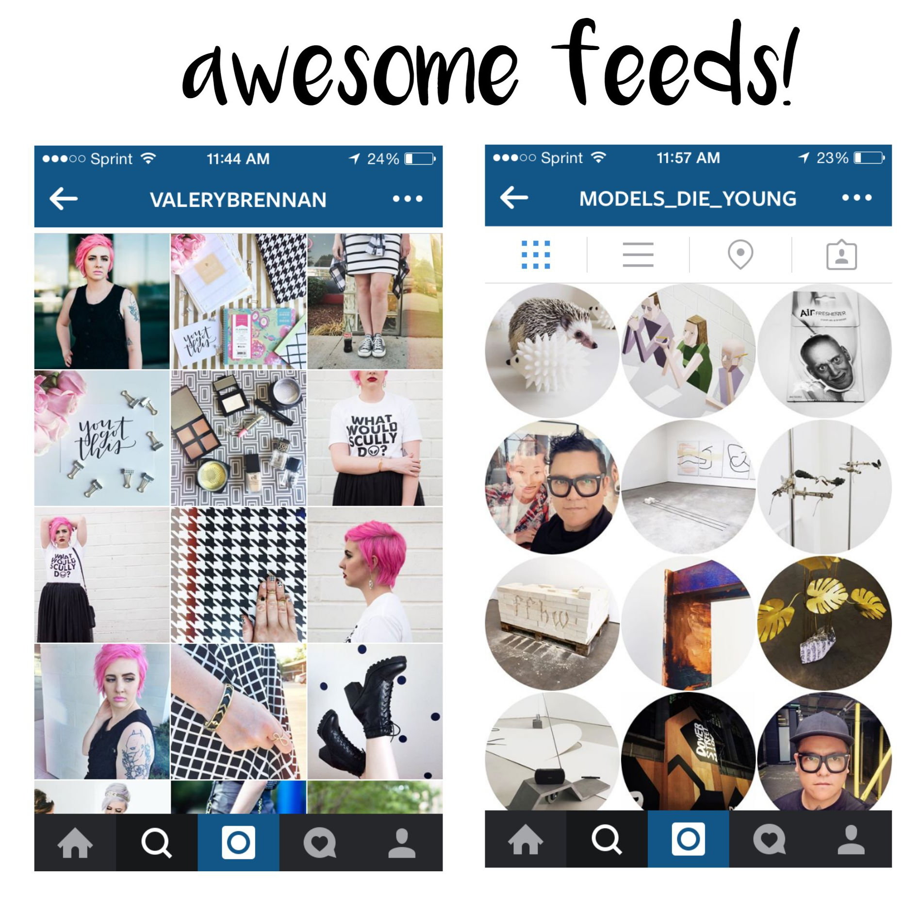 Feed your Instagram to other sites